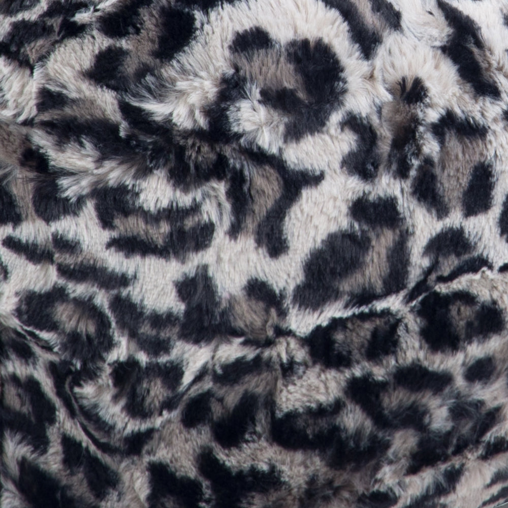 Leopard Steel DayDreamer Swatch | DogMania Dog Bed