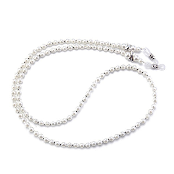 Face Mask Chain  - Pearls
