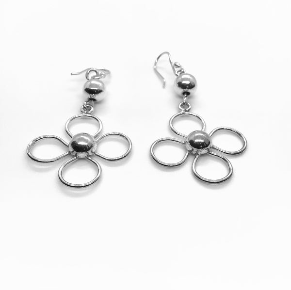 Aster Earrings - AG Agora Jewellery London