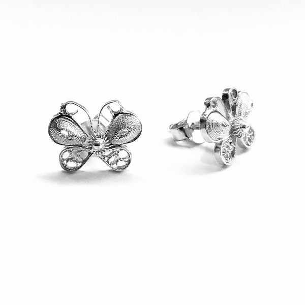 April Butterfly Earrings