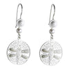Sophie Earrings - Agora Jewellery London