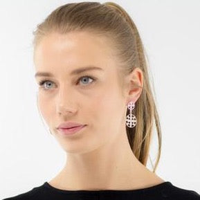 Filigree Gaia Earrings - Agora Jewellery London
