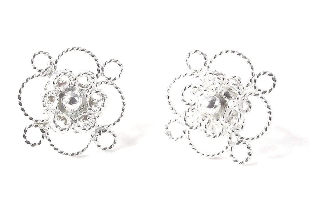 True Love Earrings - Agora Jewellery London