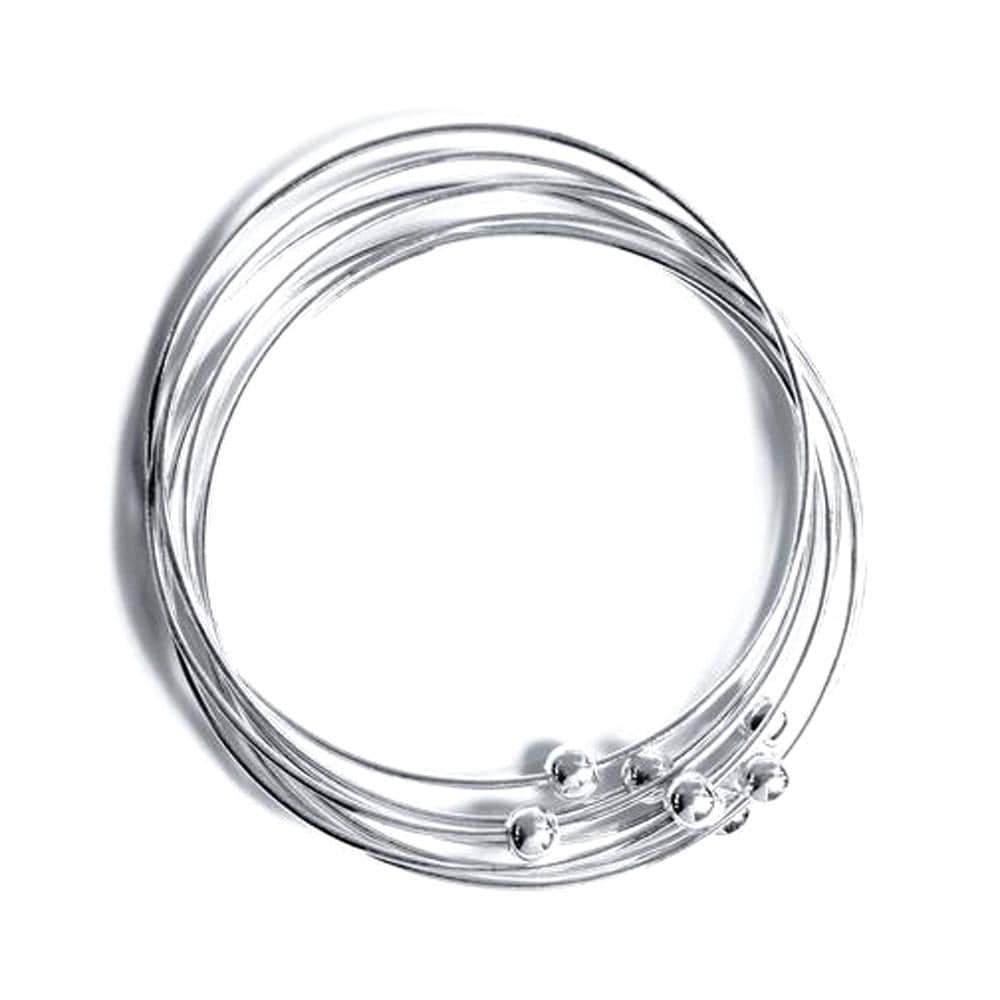 Eternal Bangle - Agora Jewellery London
