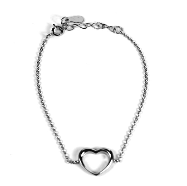 Agora Jewellery London Bracelet Heart Bracelet