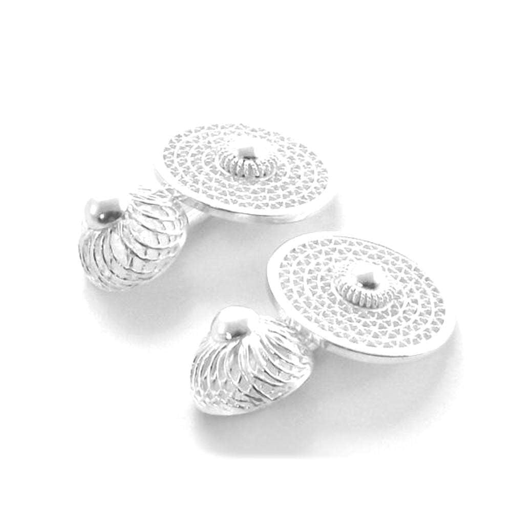 Metropolitan Cufflinks - AG Agora Jewellery London
