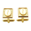 Square Coffee Cufflinks - Agora Jewellery London