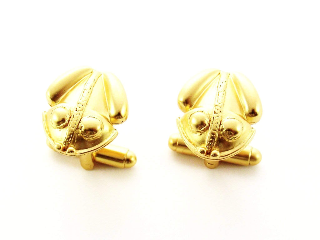 Tairona Frog Cufflinks - Agora Jewellery London