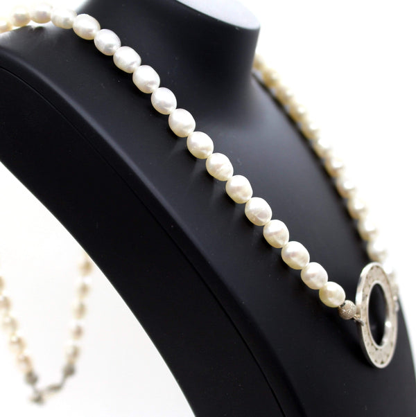 Esher Pearls Necklace - AG Agora Jewellery London