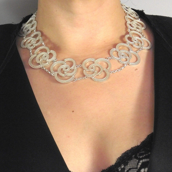 Agora Jewellery London Necklaces Filigree Kate Necklace