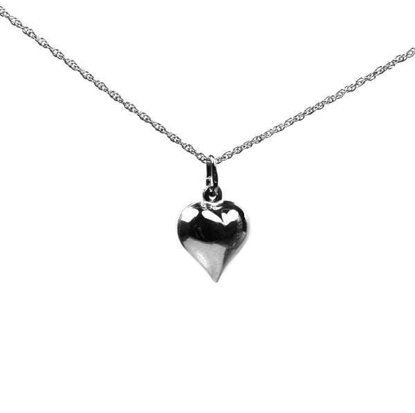 Agora Jewellery London Necklaces Love Heart Necklace