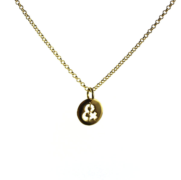 Agora Jewellery London Necklaces & Sign Necklace
