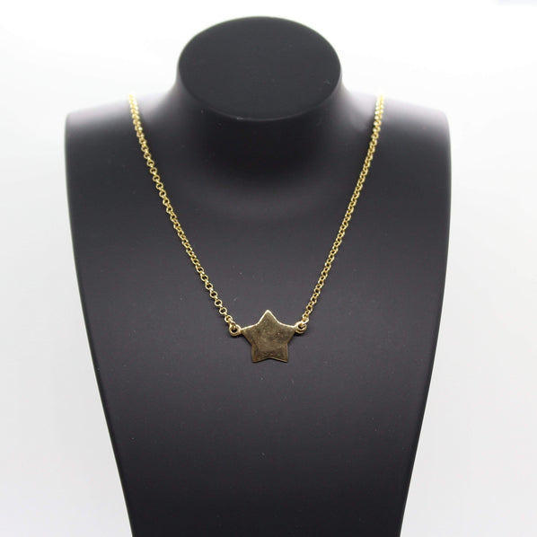 Star Necklace - Agora Jewellery London