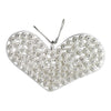 Filigree Heart Pendant - Agora Jewellery London