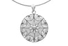 Filigree Moema Pendant - AG Agora Jewellery London