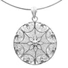 Agora Jewellery London Pendant Filigree Moema Pendant