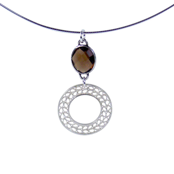 London Eye Pendant - Agora Jewellery London