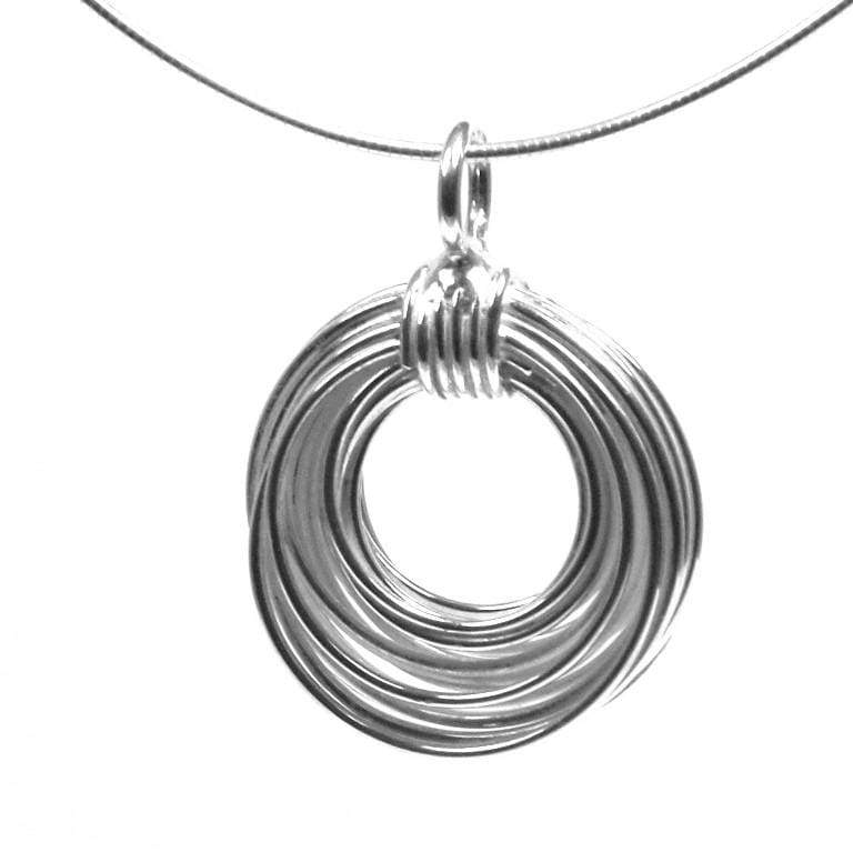 Lia Pendant - AG Agora Jewellery London