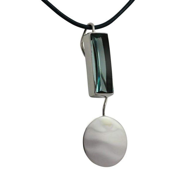 Silver Royal Pendant - Agora Jewellery London