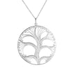 Silver Filigree Tree of Life - Agora Jewellery London