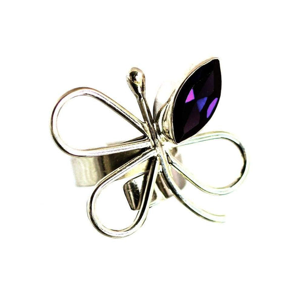 Butterfly Ring - AG Agora Jewellery London