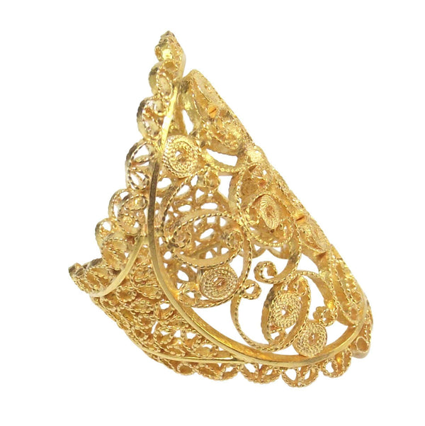 Filigree Seville Ring - Agora Jewellery London