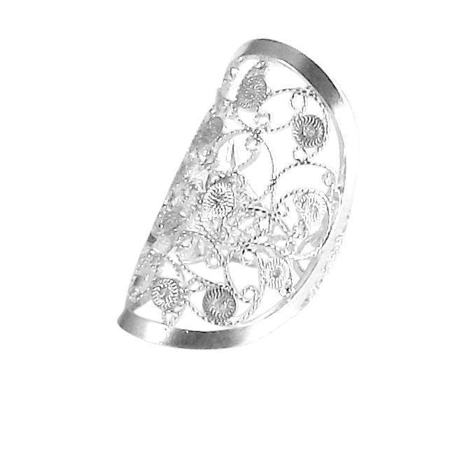 Filigree Sorrento Ring - Agora Jewellery London