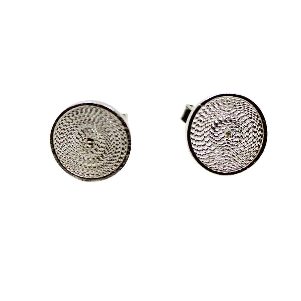 Filigree Kimberly Earrings - Agora Jewellery London