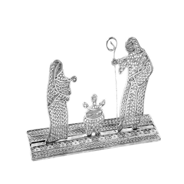 Filigree Nativity - Agora Jewellery London