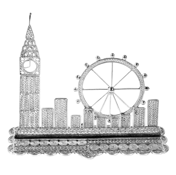 London Eye Skyline - Agora Jewellery London
