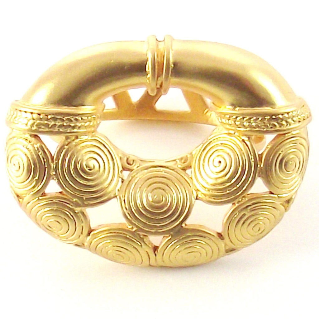 Scarf Ring Calima - Agora Jewellery London