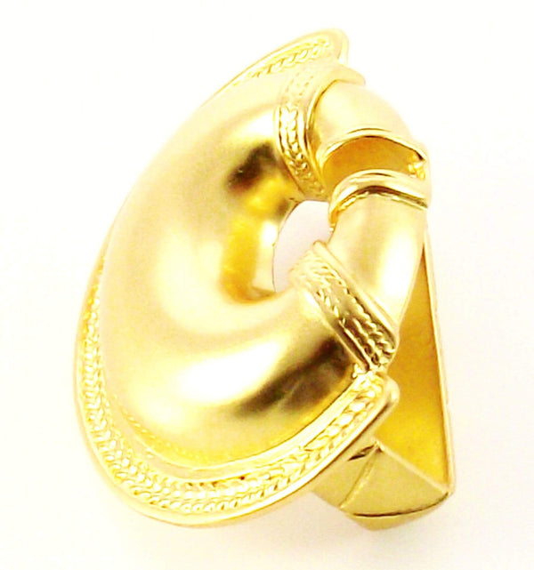 Scarf Ring Quimbaya - Agora Jewellery London