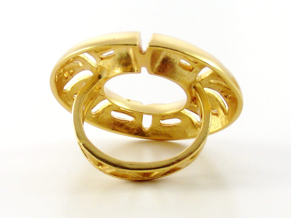 Scarf Ring Quimbaya Day - Agora Jewellery London