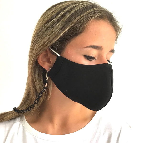 Face Mask Chain - Silk