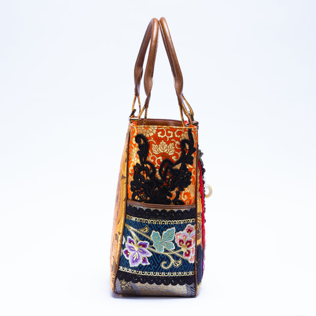 The gate of Ryugu castle Bag No.004