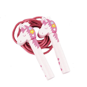 Unicorn skipping rope by Floss & Rock