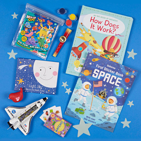 Science & Space Christmas stocking sets