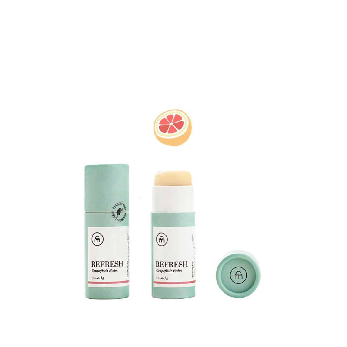 REFRESH Coconut oil lip balm