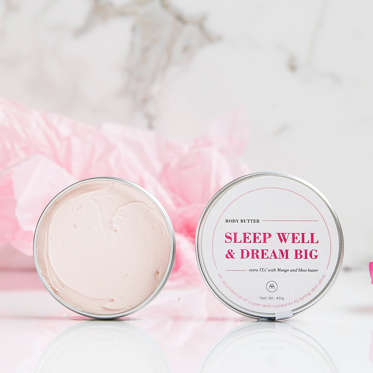 Sleep Well Coconut Body Butter