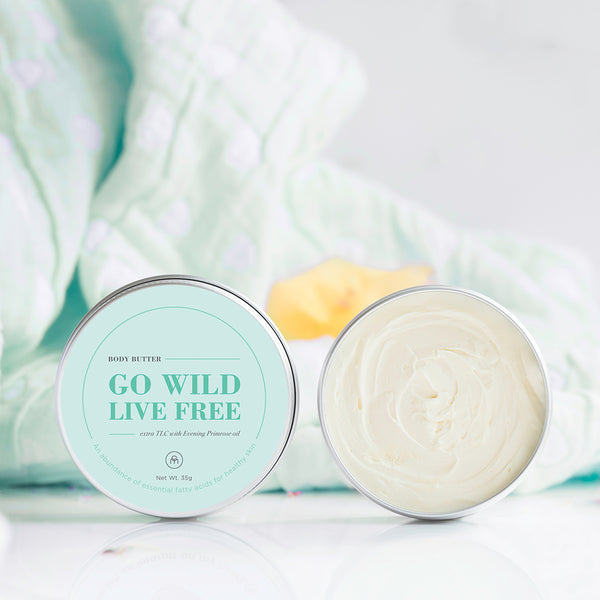 Go Wild Coconut Body Butter
