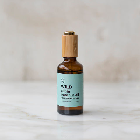 WILD Beauty Coconut Oil Pump