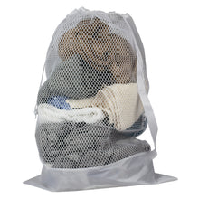 Load image into Gallery viewer, Sunbeam Mesh Laundry Bag with Handle
