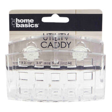 Load image into Gallery viewer, Home Basics Utility Caddy with Suction Cups CASE PACK OF 24