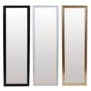 Home Basics Full Length Over the Door Mirror