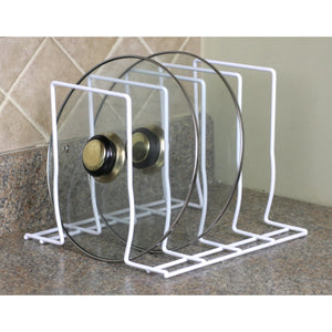 Home Basics Lid Rack CASE PACK OF 6