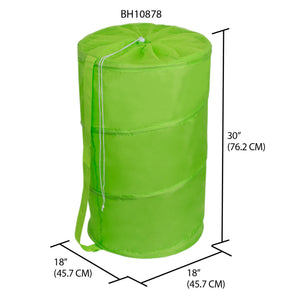 Sunbeam Barrel Laundry Hamper