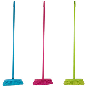 Home Basics Brights Collection Push Broom