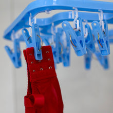 Load image into Gallery viewer, Sunbeam Sunbeam Hanging Drying Rack, Blue