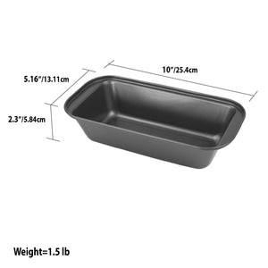 Home Basics Non-Stick Loaf Pan CASE PACK OF 24
