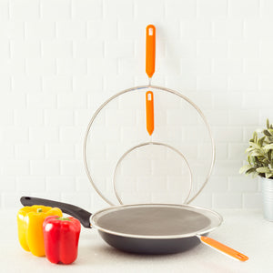 Home Basics 3 Piece Splatter Screen Set